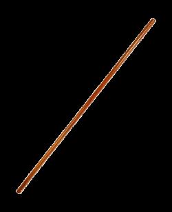 FW Bo Langstab Basic Roteiche 180 cm