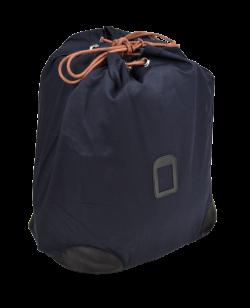 FW Bogu bag dunkelblau einfache traditionelle Kendo Tasche