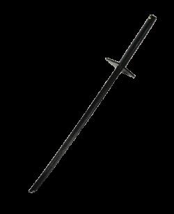 FW Ninja Bokken Holzschwert schwarz