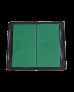 FW Bruchtestbretter CHAGI Kunststoff, grün M