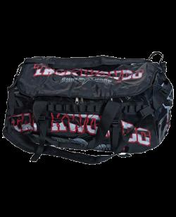 BN Sporttasche Taekwondo Duffle Bag ca. 69x35x37cm schwarz rot