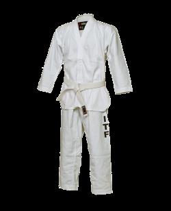 BN Taekwondo Anzug Basic mit ITF Aufdruck 200 cm weiß 200cm