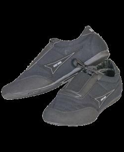 BN Trainingsschuhe Olympia Nylon schwarz