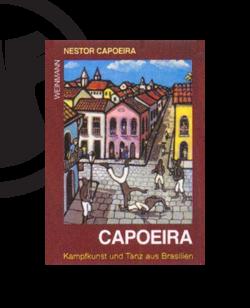 Buch, Capoeira-Kampfkunst u.Tanz aus Brasilien