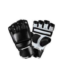 Century Creed Wrist Wrap Bag Gloves schwarz/weiss