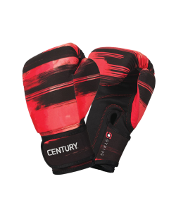 Century STRIVE waschbare Boxhandschuhe AZTEC SUNRISE 10oz rot/schwarz