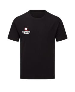 FW T-Shirt CUSTOMIZE BASIC schwarz