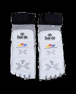 Daedo new E Foot Protector complete L TKStrike Sensor Socken WTF approved EPRO 29035 L/41
