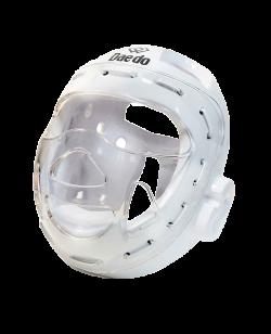 Daedo Kopfschutz mit Visir weiß WTapproved PRO20915