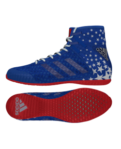 adidas PATRIOT Speedex Boxerschuhe patriot blue DB0053