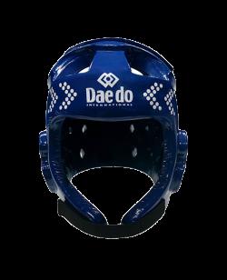 DAEDO E-Head Gear blue elektr.Kopfschutz ohne Transmitter WTF approved