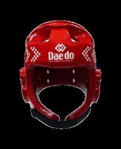 DAEDO E-Head Gear red elektr.Kopfschutz ohne Transmitter WTF approved