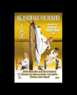 DVD, Die Makiwaras von Okinawa,Takemi Takayasu IP 10
