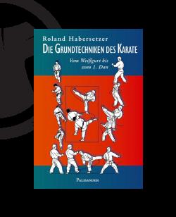 Buch, Die Grundtechniken des Karate R. Habersetzer
