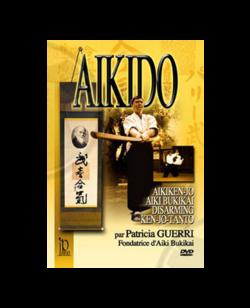 DVD, Aikido, Patricia Guerri IP 03