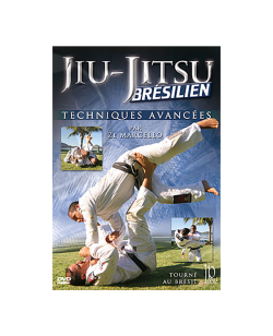 DVD, Brazilian Jiu Jitsu Fortgeschrittene Techniken, Ze Marcello IP 172