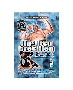 DVD, Brazilian Jiu Jitsu Vale Tudo Grappling Vol.2 IP 111