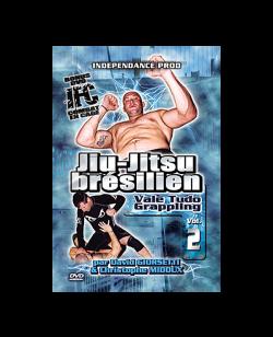 DVD, Brazilian Jiu Jitsu Vale Tudo Grappling Vol.2 IP 111