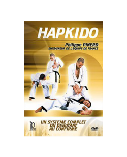 DVD, Hapkido, Philippe Pinerd IP 60
