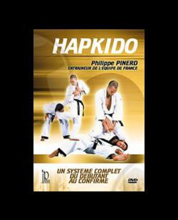 DVD, Hapkido, Philippe Pinerd IP 60