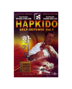 DVD, Hapkido Self Defense Vol.1 - Myung Yong Kim and Chang Soo Lee