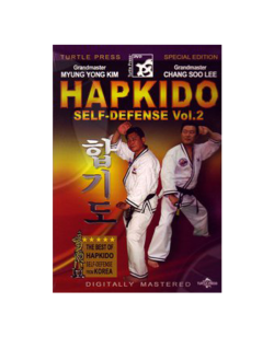 DVD, Hapkido Self Defense Vol.2 - Myung Yong Kim and Chang Soo Lee
