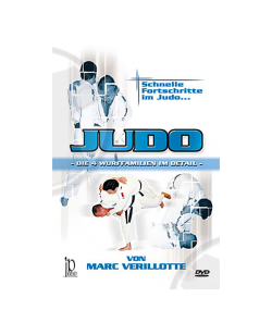 DVD, Judo Die 4 Wurffamilien in Detail IP 85