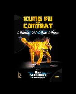 DVD, Kung Fu Kampf Sanda & Sanshou, Dan Schwarz IP 06