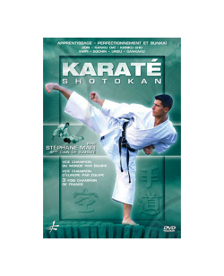 DVD, Shotokan, Stephane Mari IP 199