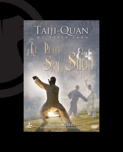 DVD, Taiji-Quan, the little San., Thierry Alibert IP 200