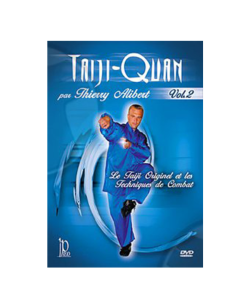 DVD, Taiji Quan Vol.2, Thierry Alibert IP 61