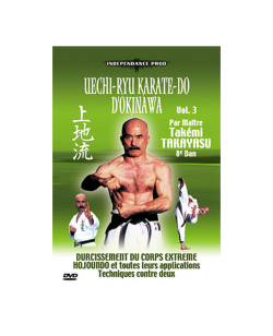 DVD, Uechi-Ryu Karate-Do Band 3, Takemi Takayasu IP 119