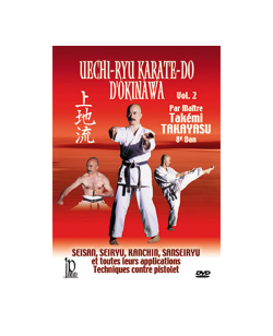 DVD, Uechi-Ryu Karate-Do  Vol.2, Takemi Takayasu IP 101