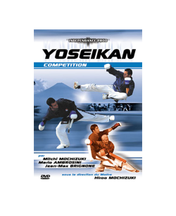 DVD, Yoseikan Competition, Hiroo Mochizuki IP 63