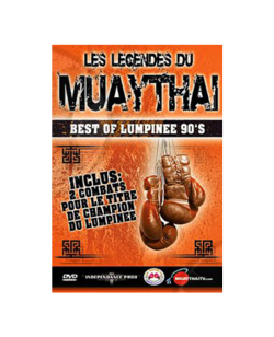 DVD, Best of Lumpinee 90`s IP 122