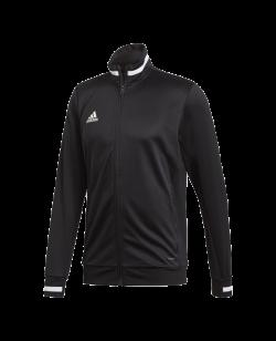 adidas T19 TRK Jacket M schwarz/weiß DW6849