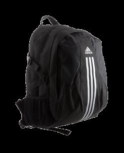 adidas 3-Streifen POWER Rucksack schwarz