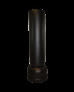 FW Standboxsack freestanding ECONOMY 180 cm schwarz