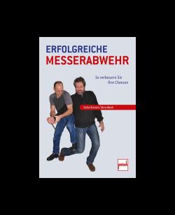 Buch, Erfolgreiche Messerabwehr, Stefan Reinisch/Maria Marek