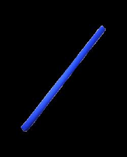 Escrima Stock gepolstert blau ca. 50 cm