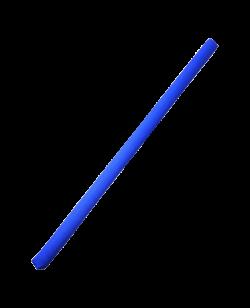 Escrima Stock gepolstert blau ca. 72 cm