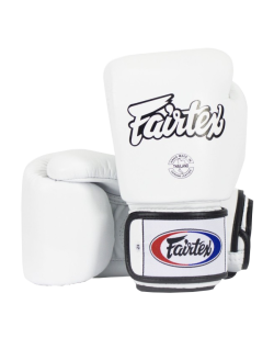 Fairtex Universal Boxhandschuh weiß BGV1