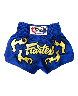 Fairtex Boxing Short blau BS0664