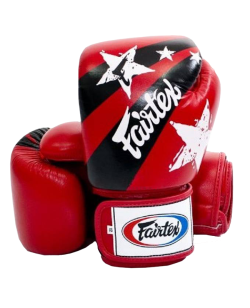 Fairtex Nation Print ROT BGV1