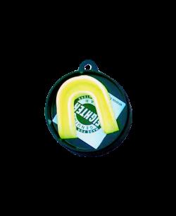 Zahnschutz gelb, CE gelb