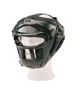 All Style Kopfschutz Cage schwarz