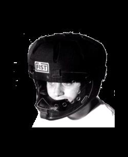 FIST Police Tactical Suit #333  Ergänzung Extra Kopfschutz #703