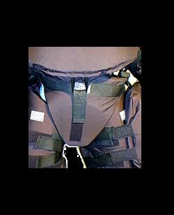 FIST Police Tactical Suit #333  Ergänzung Extra Tiefschutz #115