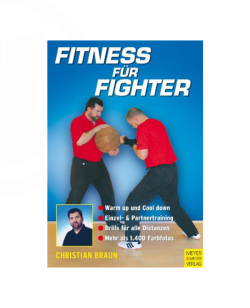 Buch, Fitness für Fighter, Christian Braun