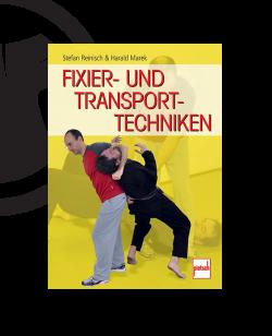 Buch, Fixier und Transporttechniken, Stefan Reinisch & Harald Marek